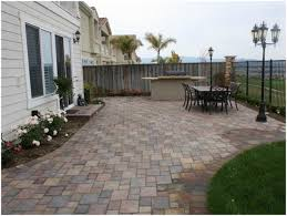backyards splendid paver patio ideas design 77 small yard pavers