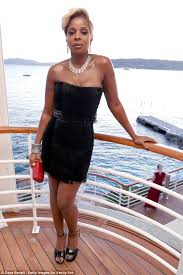 mary j blige hairstyle with sam smith wig mary j blige ordered to pay ex 30k per month daily mail online