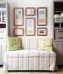 free plans to build a upholstered settee or dining room banquette