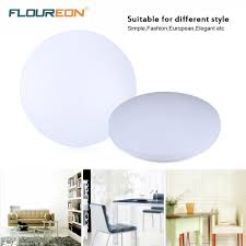 flush ceiling lights living room 18w led flush mount modern ceiling light chandelier lamp round