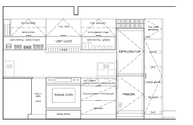 kitchen cabinet details drawing monsterlune