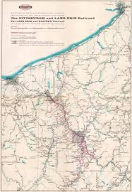 Pennsylvania Railroad Map by Maps U2014 Coraopolis History Archive