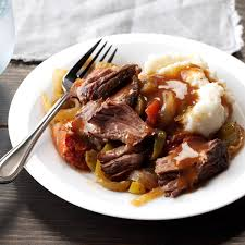 melt in your mouth chuck roast recipe taste of home