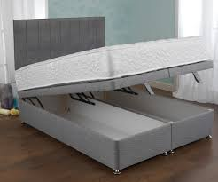 Divan Ottoman Beds by Ottoman Attractive Annaghmore Paris Tone Tan Faux Leather