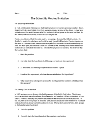 6th grade scientific method worksheet worksheets