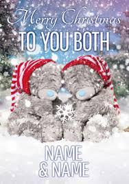 me to you u0026 tatty teddy christmas cards