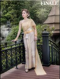 thai wedding dress 29 best kwan usamanee images on thai dress thai