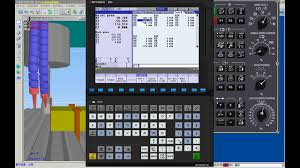 mitsubishi m70 m700 simulator youtube