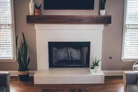modern modern white brick fireplace white brick fireplace u walnut