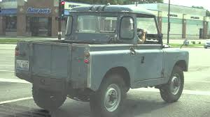 classic land rover for sale a old 1960 u0027s land rover truck youtube