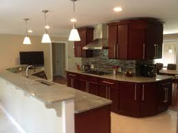 kitchen paint colors with cherry cabinets stainless steel single