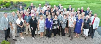 50th high school class reunion pittston high school class of 1965 gathers for golden anniversary