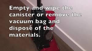 broken cfl bulbs cleanup u0026 disposal youtube