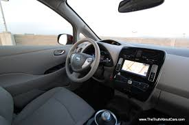 nissan leaf electric car review review a week in a 2012 nissan leaf the truth about cars
