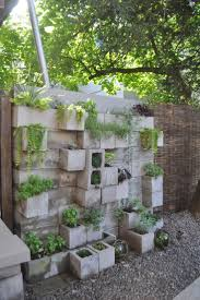 77 inspiring cinder block garden wall home design jebluk