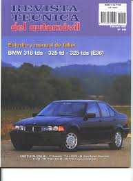 bmw 318tds 325td 325tds e36 service manual only this on the