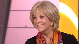 how to style hair like joan lunden joan lunden is cancer free 1 year after diagnosis i can make a