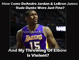 Metta World Peace Meme - lebron james alley oops dunk on jason terry nba funny moments