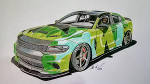 charger hellcat dodge charger hellcat mad mike draw to drive