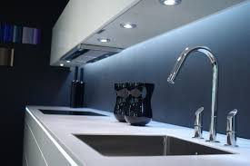 Under Cabinet Led Strip Light by Kitchen Awesome Under Cabinet And Island Blue Led Strip Light