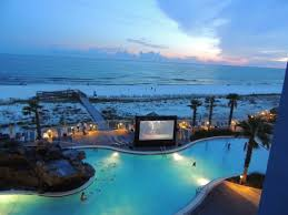 Comfort Inn Ft Walton Beach Beautiful Sunset To Enjoy While Watching Movie Picture Of