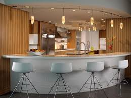 kitchen with island and breakfast bar breathtaking kitchen island breakfast bar ideas of contemporary