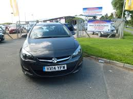 opel astra hatchback 2014 used 2014 vauxhall astra 1 6 tech line auto sports tourer only