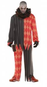 Scary Halloween Clown Costumes Clown Costumes Clown Halloween Costumes Adults