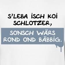 schwäbisch sprüche schwäbische eilpost t shirt spreadshirt