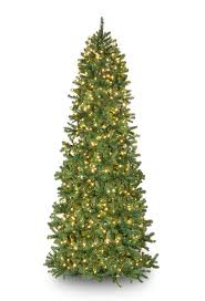 slender douglas fir prelit tree lights etc