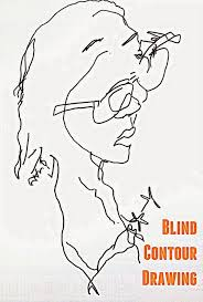 best 25 contour drawings ideas on pinterest line sketch blind