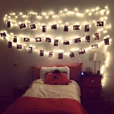how to put christmas lights on your wall 206 best college dorm room ideas images on pinterest bedroom