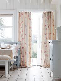Shabby Chic Curtains Cottage Cabbages And Roses Country Cottage Cottages