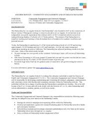 Resume Samples Tips by Outreach Coordinator Resume Resume For Your Job Application