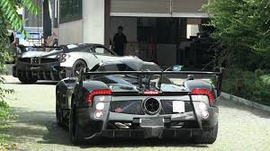 pagani factory tour pagani madness zonda 760lm huayra bc zonda 760 jc speed and