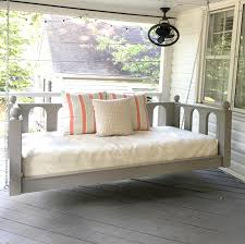 a creative day our porch bed swing is done and for sale