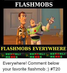 Memes Memes Everywhere - flash mobs flash mobs everywhere bert hali bert cali bertie fili me