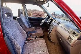 01 honda crv 1997 01 honda cr v consumer guide auto