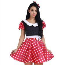 Minnie Mouse Costume Unbranded Minnie Mouse Costumes For Women Ebay