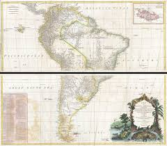 Patagonia South America Map by File 1795 D U0027anville Wall Map Of South America Geographicus