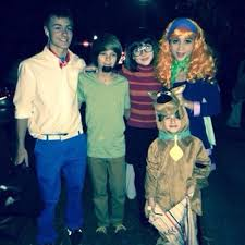 Halloween Costumes U0027girl Meets U0027 Cast U0027s Scooby Doo Halloween Costumes
