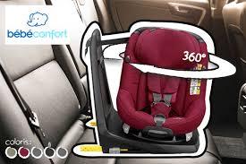 norme siège auto bébé siège auto axissfix pivotant 360 isofix groupe 1 de 4m à 4 ans