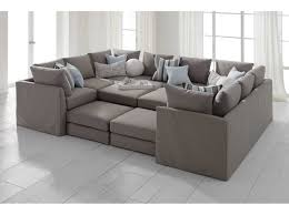 Mitchell Gold Sectional Sofa White Sectional Sofa Contemporary Sectional Sofas By Means Of