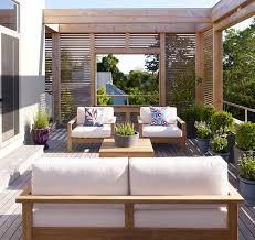 balkon paneele balkon sichtschutz aus holz 50 ideen für balkongestaltung