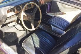 1970 Cuda Interior Dusty Plum 1970 Plymouth Cuda Grancoupe