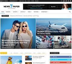 15 best wordpress themes for news u0026 tech sites in 2016 elegant