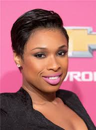 Jennifer Hudson Short Hairstyles Jennifer Hudson Debuts Short Hair At Bet U0026 39 S Black Girls Rock
