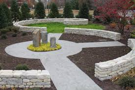 memorial garden memorial gardens four winds design