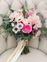 pink bouquet pennsylvania estate wedding andrea green