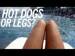 Hot Dog Girl Meme - hot dog legs know your meme